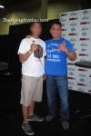 Cung Le at the UFC Fan Expo 2013