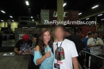 Miesha Tate at the UFC Fan Expo 2013