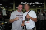 Mike Goldberg at the UFC Fan Expo 2013